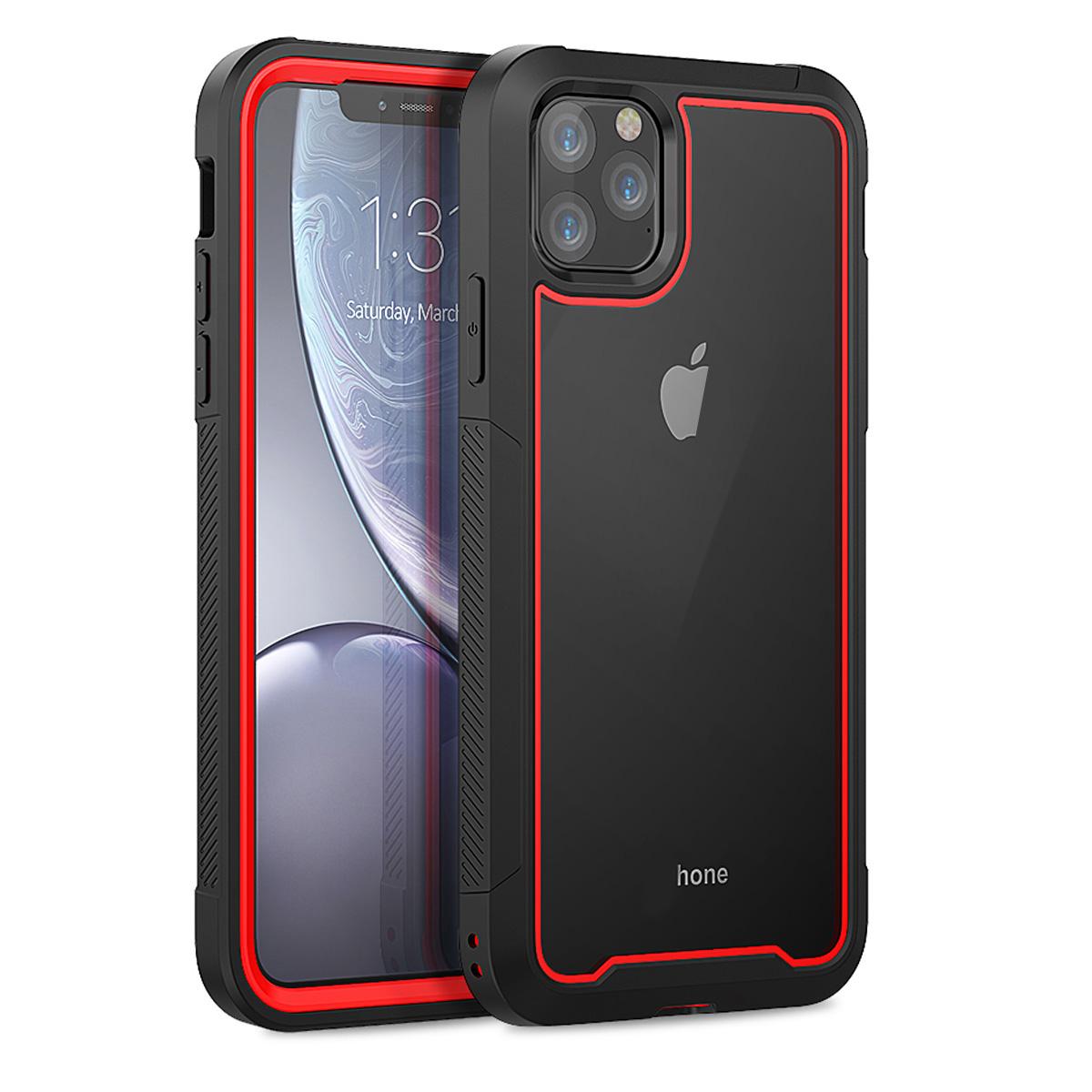 Defender Shockproof Hybrid Bumper Case Cover For Apple