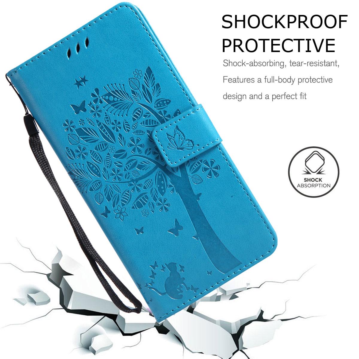 Magnetic-Leather-Credit-Card-Holder-Flip-Case-Cover-For-Google-Pixel-2-2-XL thumbnail 25