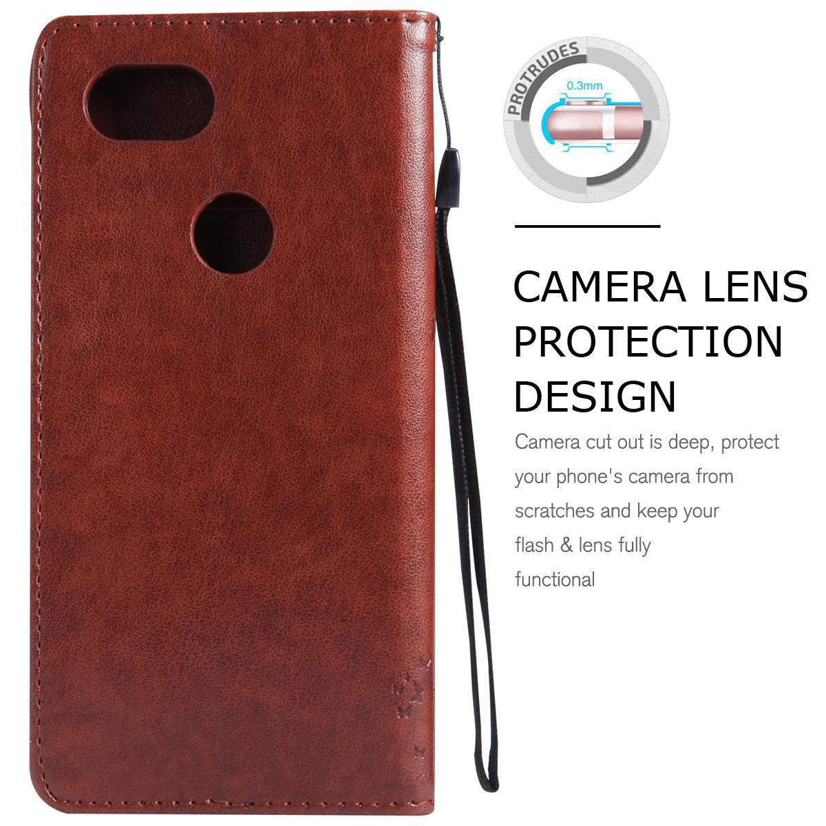 Magnetic-Leather-Credit-Card-Holder-Flip-Case-Cover-For-Google-Pixel-2-2-XL thumbnail 28