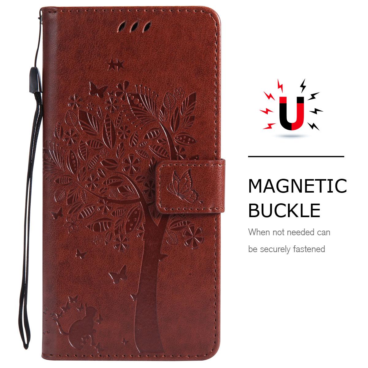Magnetic-Leather-Credit-Card-Holder-Flip-Case-Cover-For-Google-Pixel-2-2-XL thumbnail 30