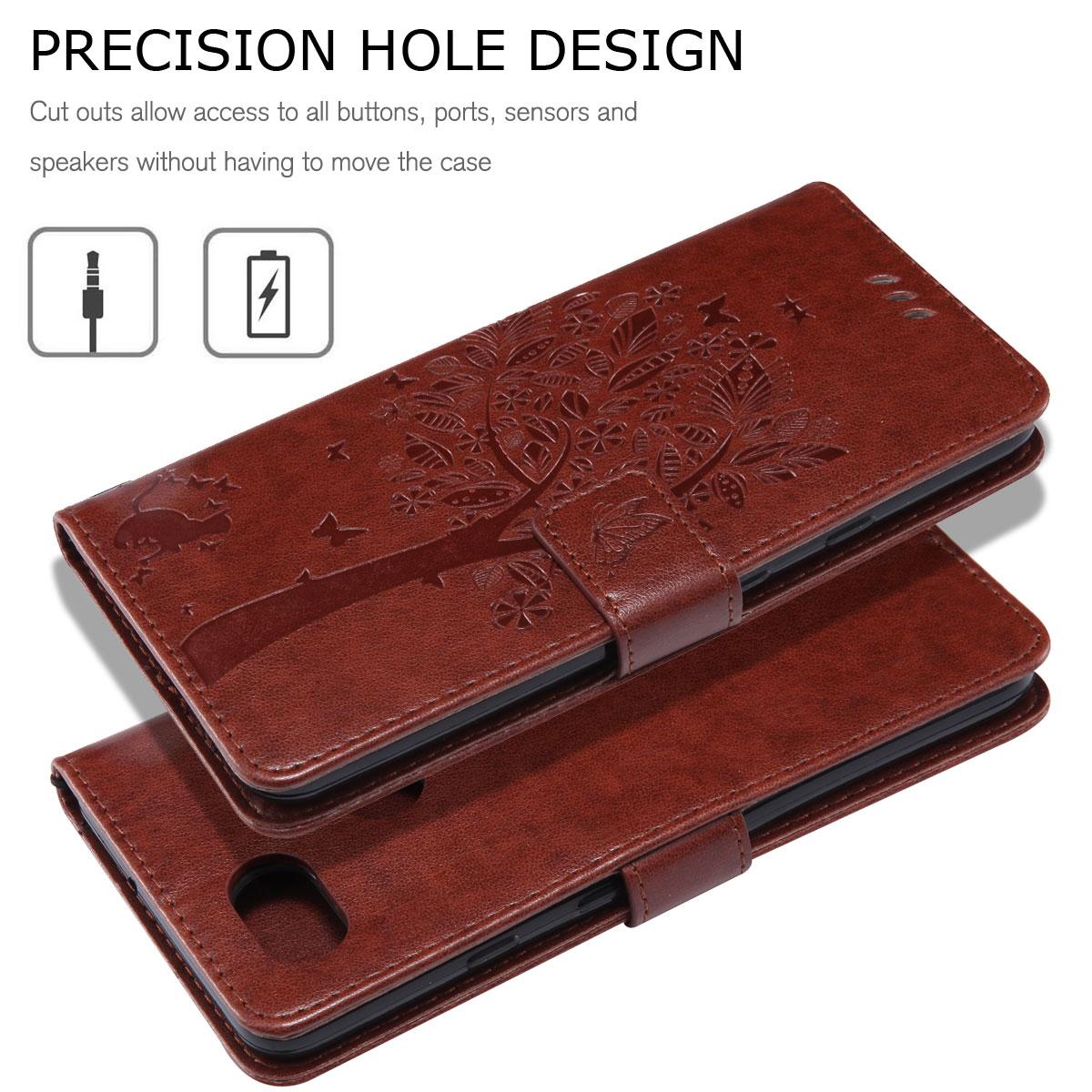 Magnetic-Leather-Credit-Card-Holder-Flip-Case-Cover-For-Google-Pixel-2-2-XL thumbnail 31