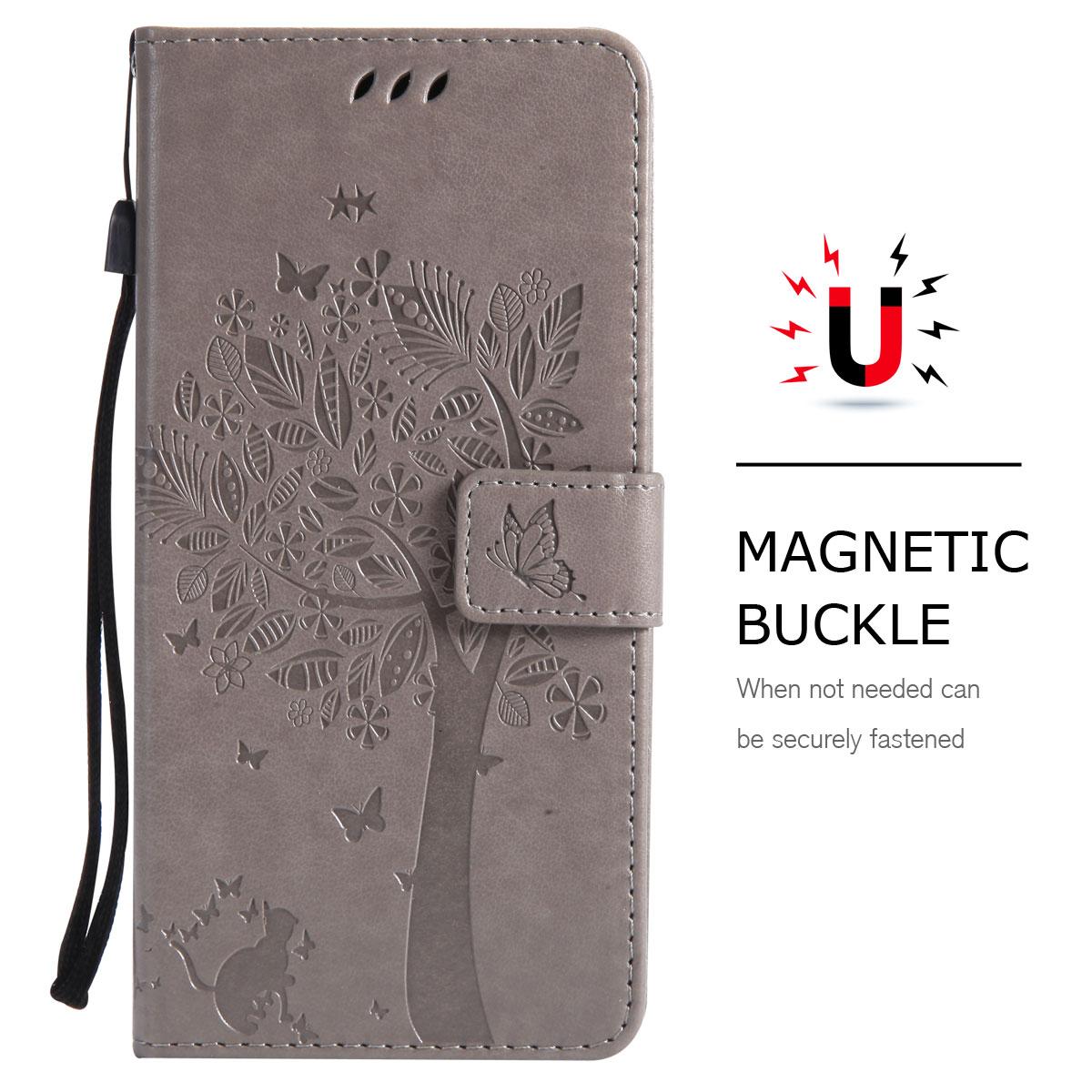 Magnetic-Leather-Credit-Card-Holder-Flip-Case-Cover-For-Google-Pixel-2-2-XL thumbnail 37