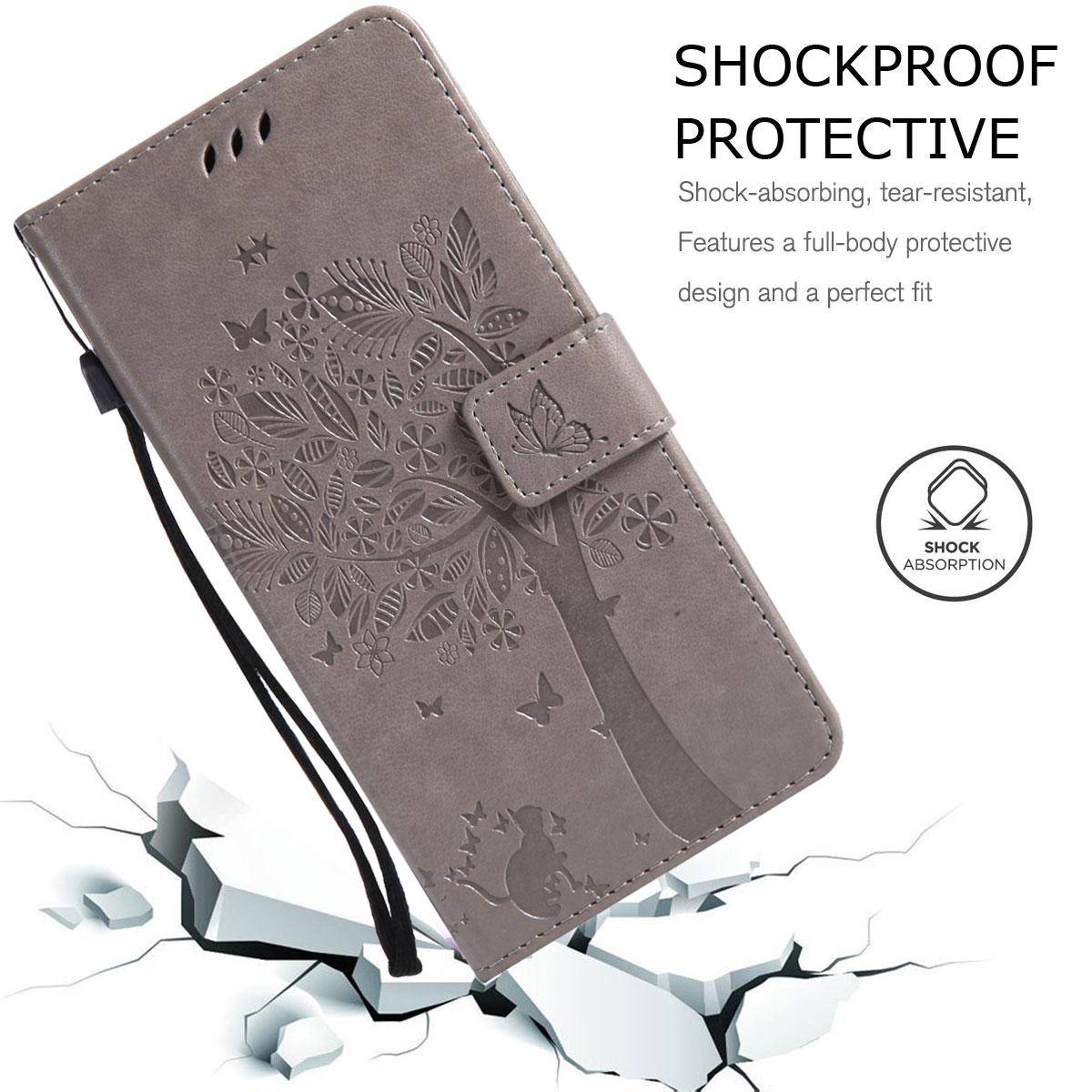 Magnetic-Leather-Credit-Card-Holder-Flip-Case-Cover-For-Google-Pixel-2-2-XL thumbnail 39