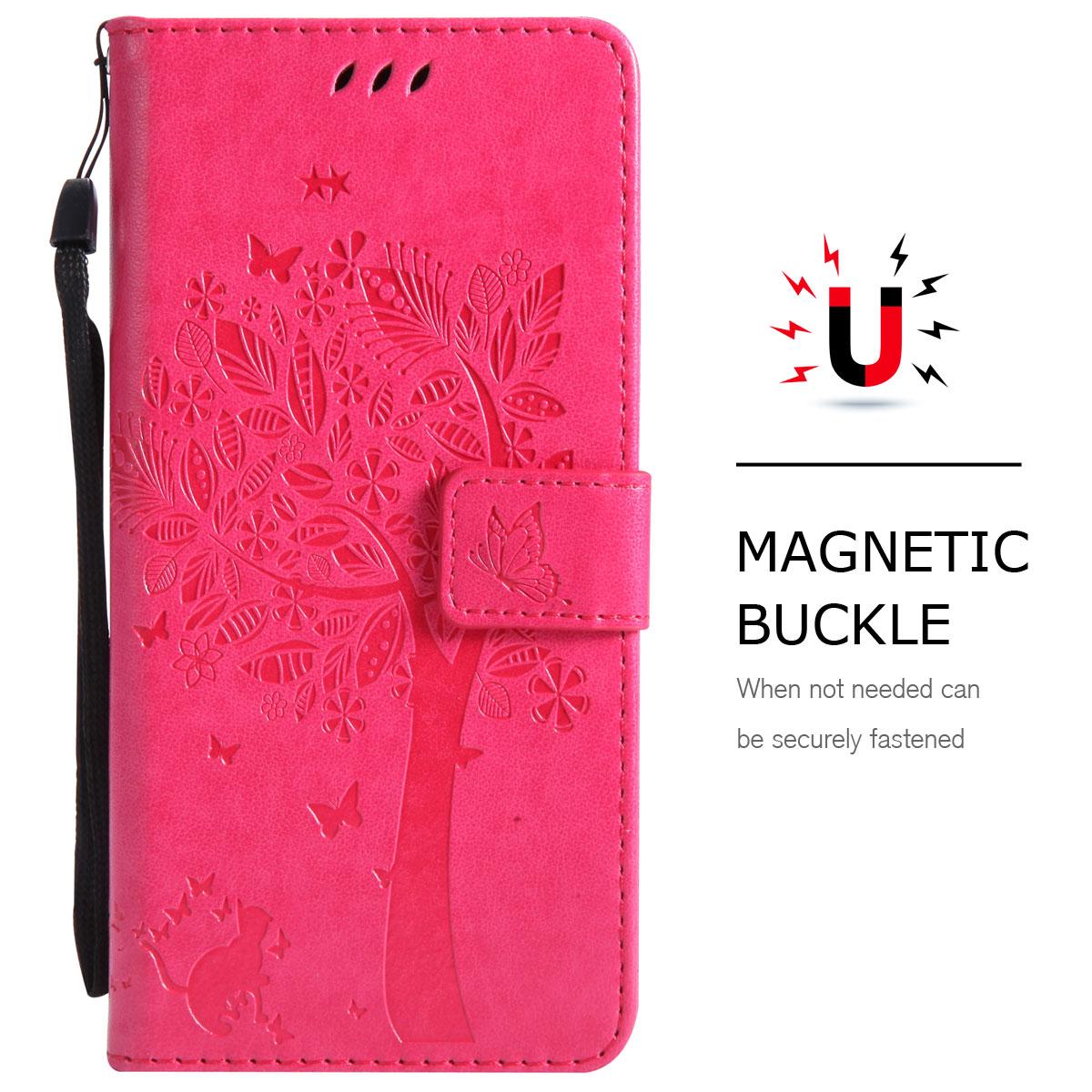 Magnetic-Leather-Credit-Card-Holder-Flip-Case-Cover-For-Google-Pixel-2-2-XL thumbnail 44