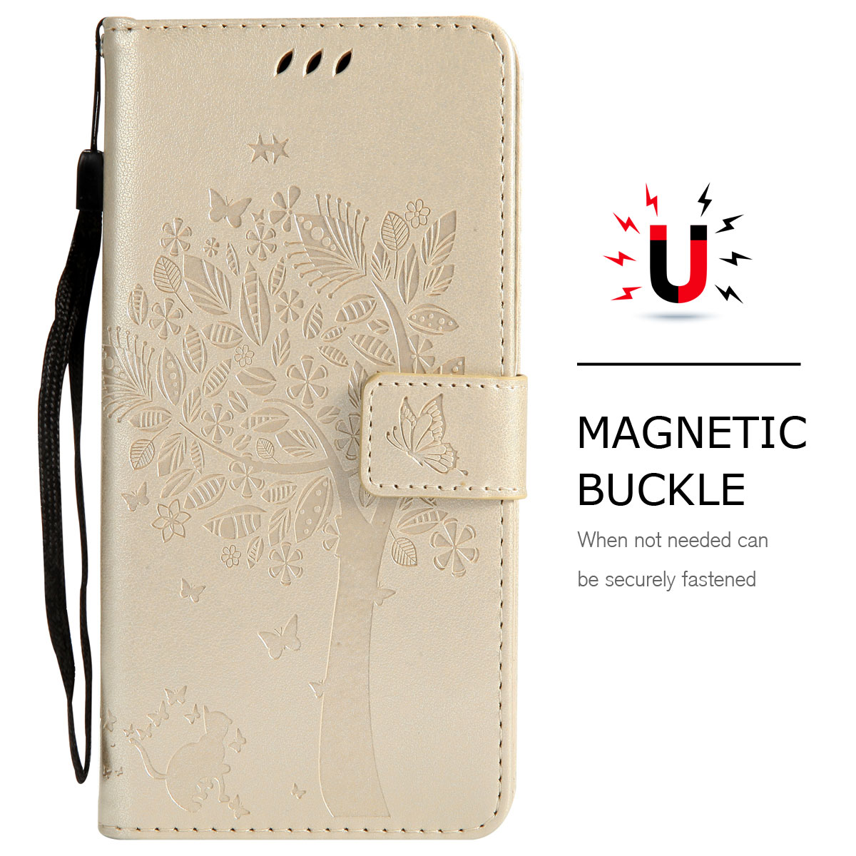 Magnetic-Leather-Credit-Card-Holder-Flip-Case-Cover-For-Google-Pixel-2-2-XL thumbnail 51