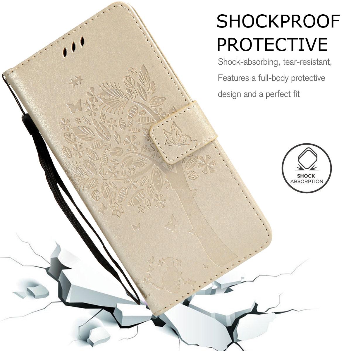 Magnetic-Leather-Credit-Card-Holder-Flip-Case-Cover-For-Google-Pixel-2-2-XL thumbnail 53