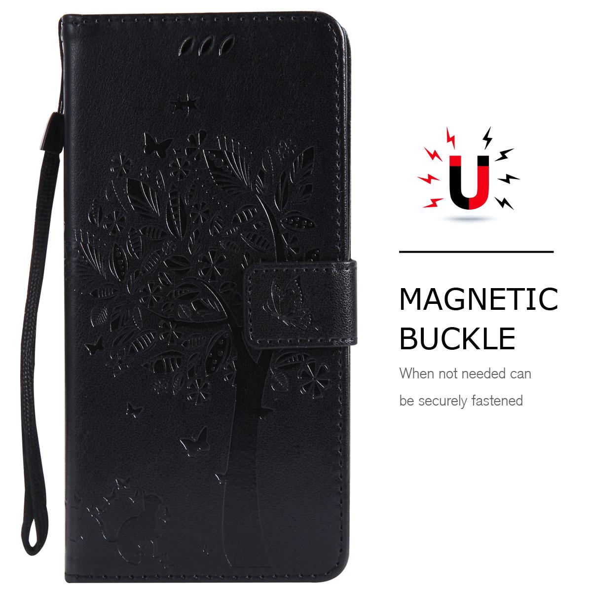 Magnetic-Leather-Credit-Card-Holder-Flip-Case-Cover-For-Google-Pixel-2-2-XL thumbnail 58