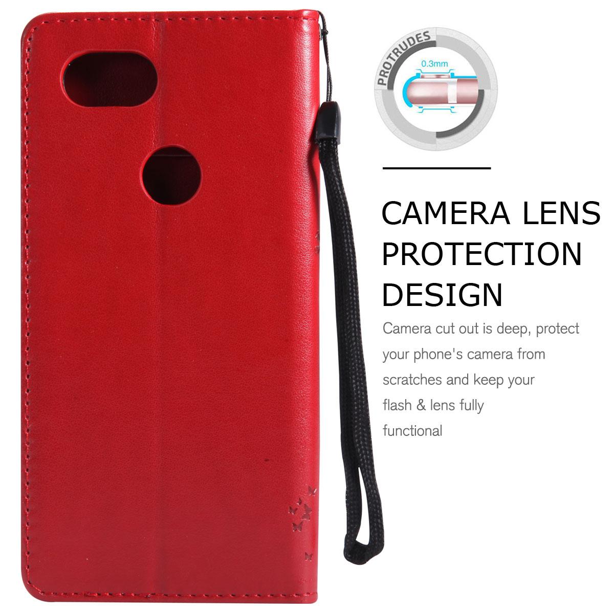 Magnetic-Leather-Credit-Card-Holder-Flip-Case-Cover-For-Google-Pixel-2-2-XL thumbnail 63