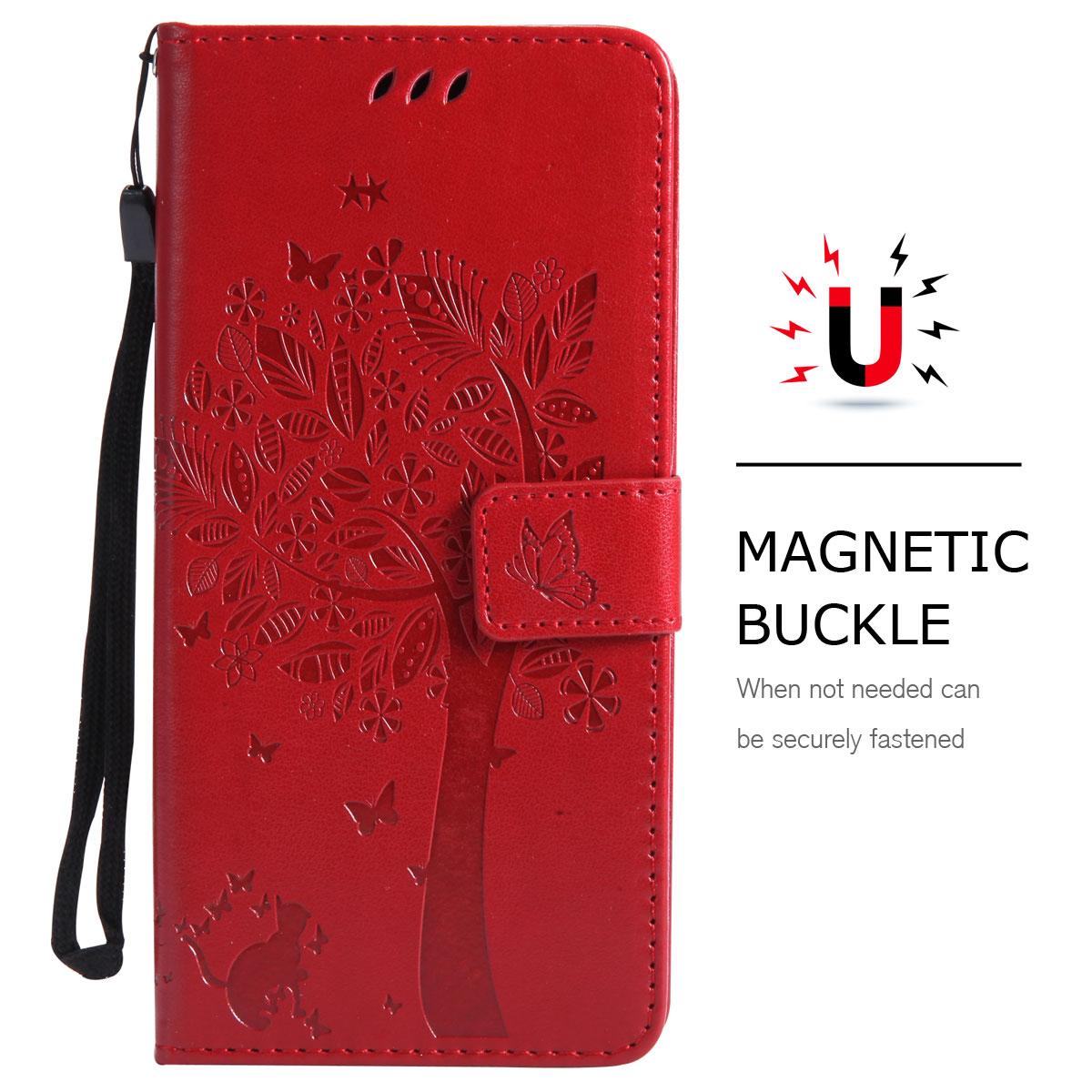 Magnetic-Leather-Credit-Card-Holder-Flip-Case-Cover-For-Google-Pixel-2-2-XL thumbnail 65
