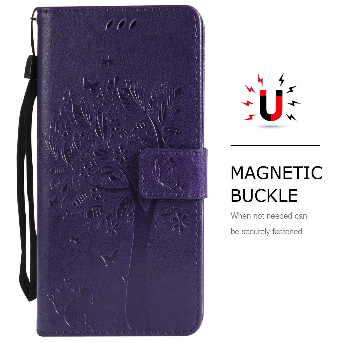 Magnetic-Leather-Credit-Card-Holder-Flip-Case-Cover-For-Google-Pixel-2-2-XL thumbnail 72