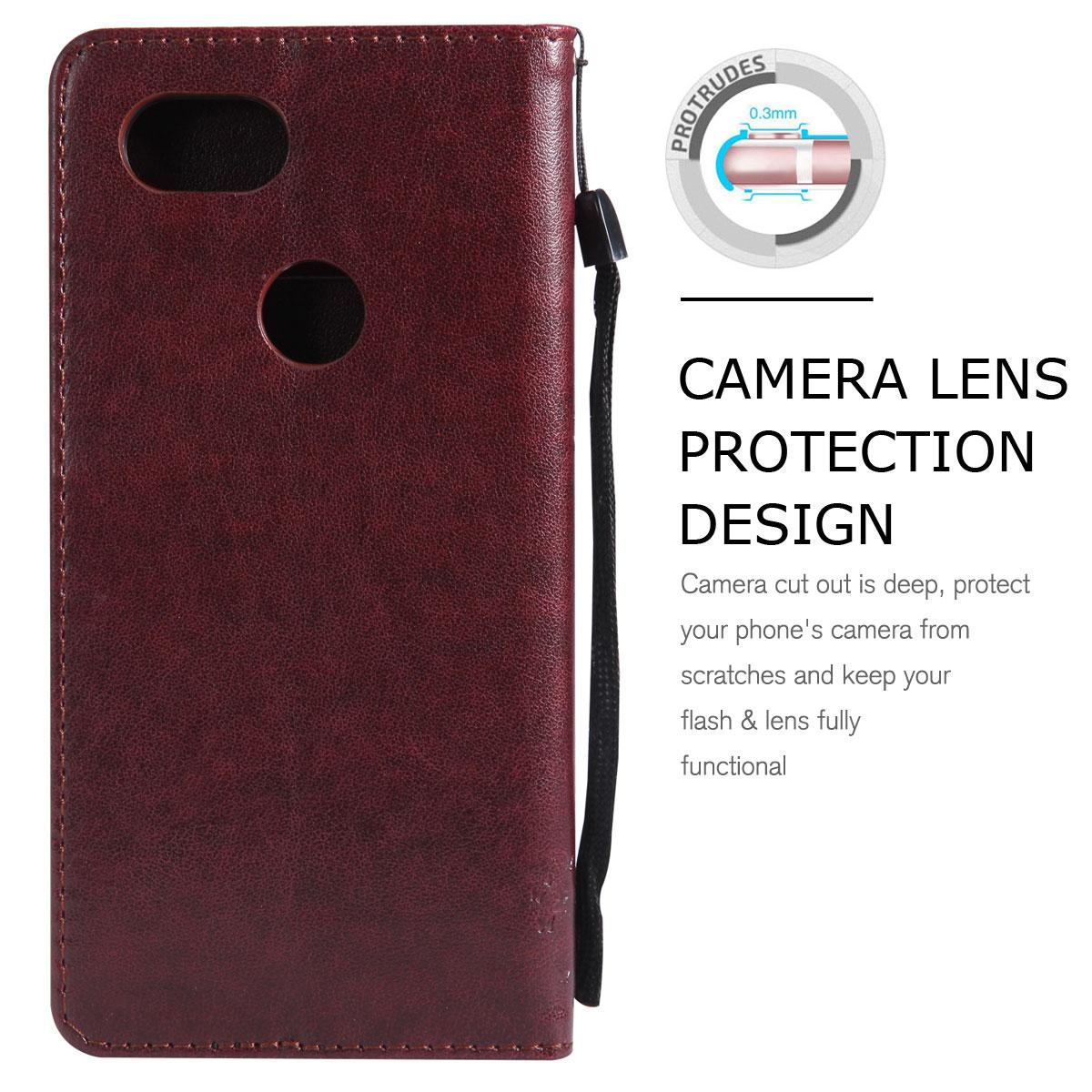 Magnetic-Leather-Credit-Card-Holder-Flip-Case-Cover-For-Google-Pixel-2-2-XL thumbnail 77