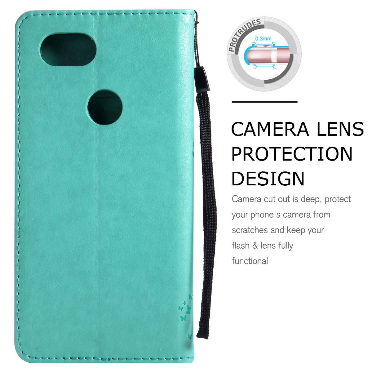 Magnetic-Leather-Credit-Card-Holder-Flip-Case-Cover-For-Google-Pixel-2-2-XL thumbnail 84