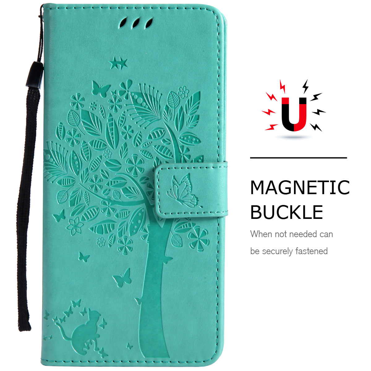 Magnetic-Leather-Credit-Card-Holder-Flip-Case-Cover-For-Google-Pixel-2-2-XL thumbnail 86