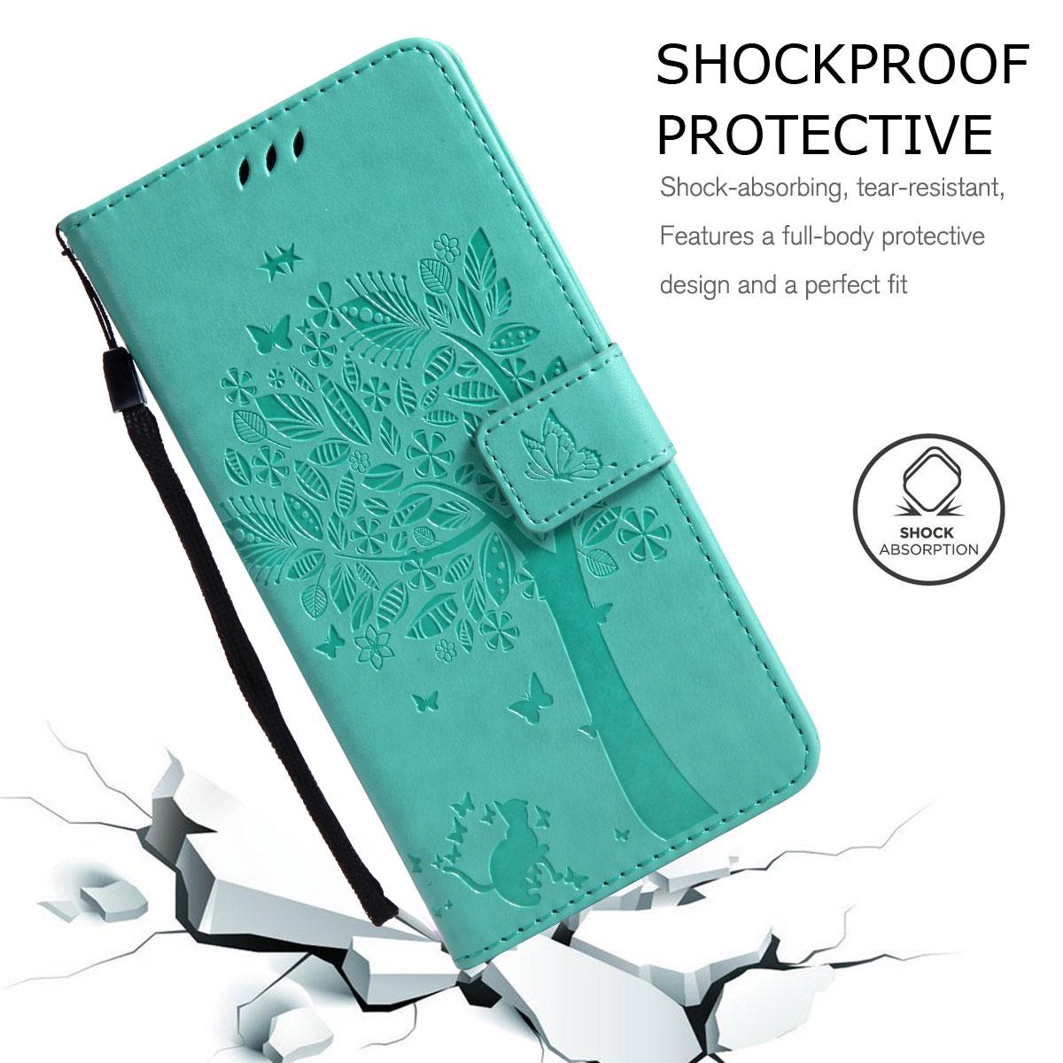 Magnetic-Leather-Credit-Card-Holder-Flip-Case-Cover-For-Google-Pixel-2-2-XL thumbnail 88