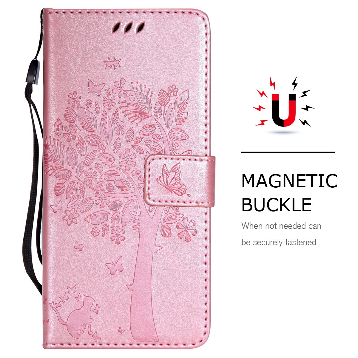 Magnetic-Leather-Credit-Card-Holder-Flip-Case-Cover-For-Google-Pixel-2-2-XL thumbnail 93