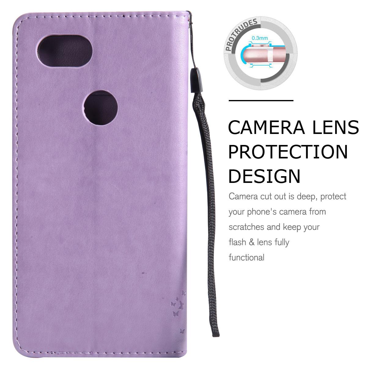 Magnetic-Leather-Credit-Card-Holder-Flip-Case-Cover-For-Google-Pixel-2-2-XL thumbnail 98