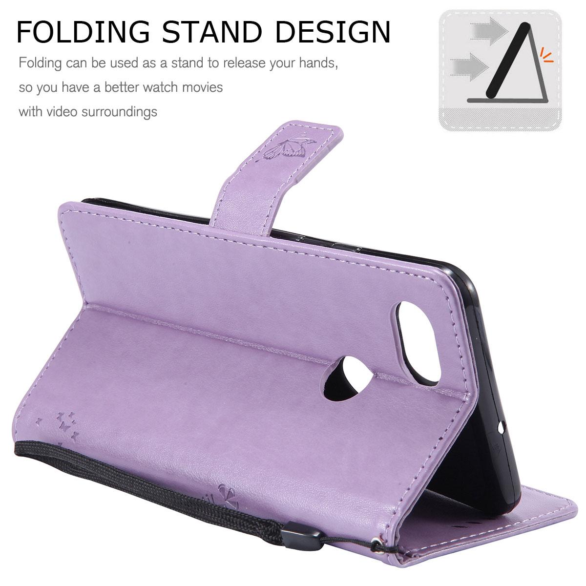 Magnetic-Leather-Credit-Card-Holder-Flip-Case-Cover-For-Google-Pixel-2-2-XL thumbnail 99