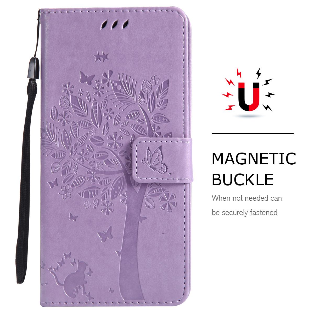 Magnetic-Leather-Credit-Card-Holder-Flip-Case-Cover-For-Google-Pixel-2-2-XL thumbnail 100