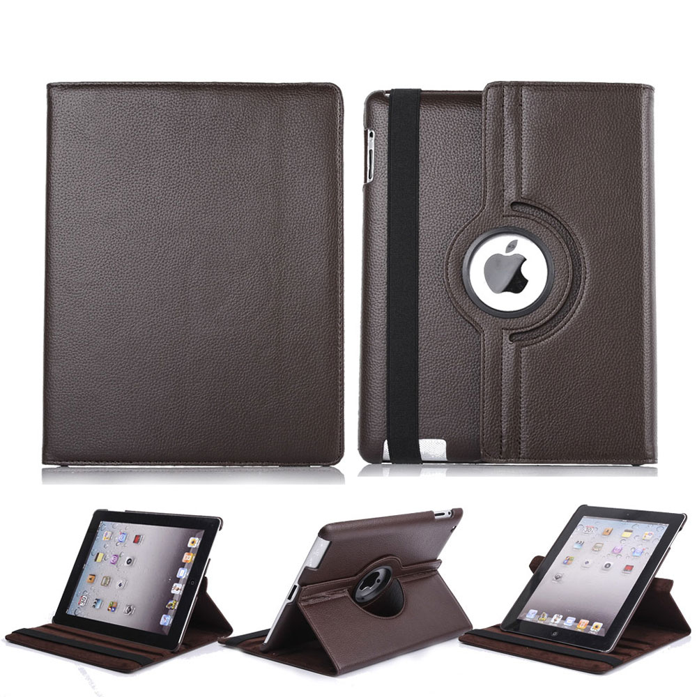 iPad 360 Rotating Case Cover