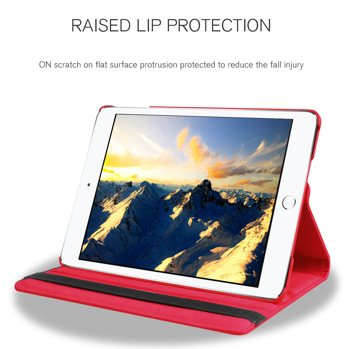 For-Apple-iPad-Mini-1-2-3-4-Tablet-Smart-Folio-Leather-Rotating-Stand-Case-Cover
