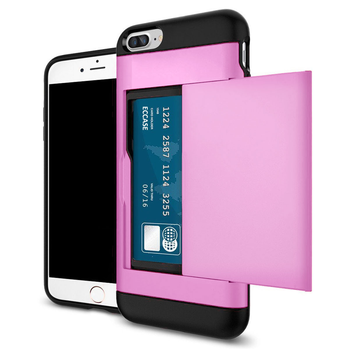 iphone 8 plus phone case card holder c345cac74