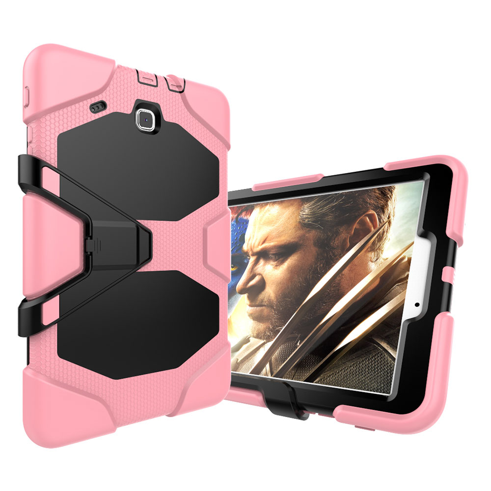 For-Samsung-Galaxy-Tab-E-8-0-T377-Heavy-Duty-Shockproof-Case-Screen-Protector