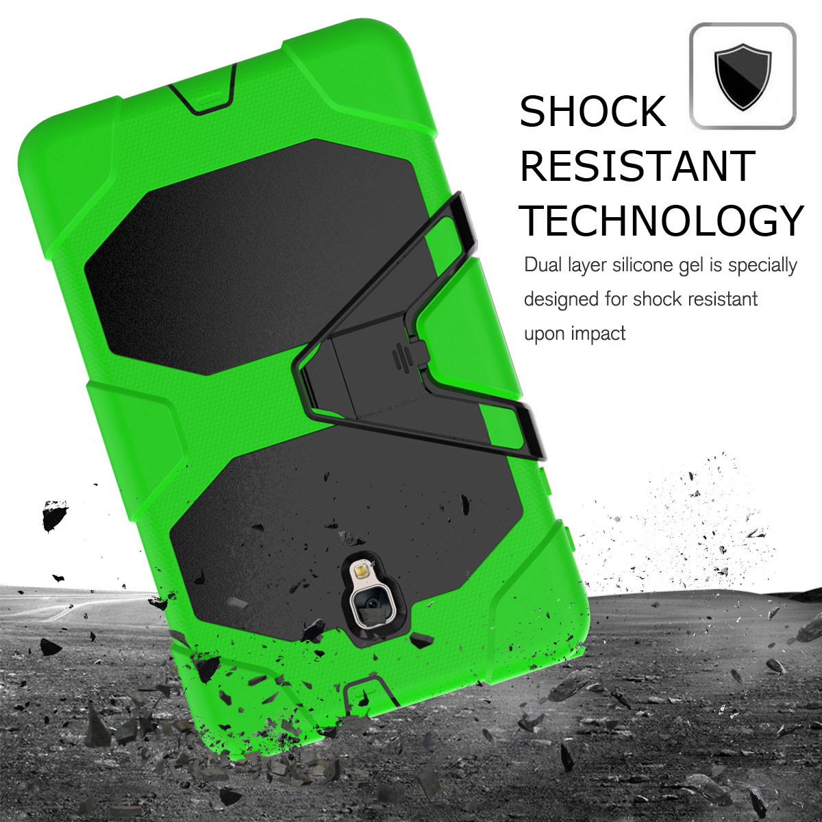For-Samsung-Galaxy-Tab-A-7-0-8-0-9-7-10-1-Screen-Protector-Shockproof-Case-Cover