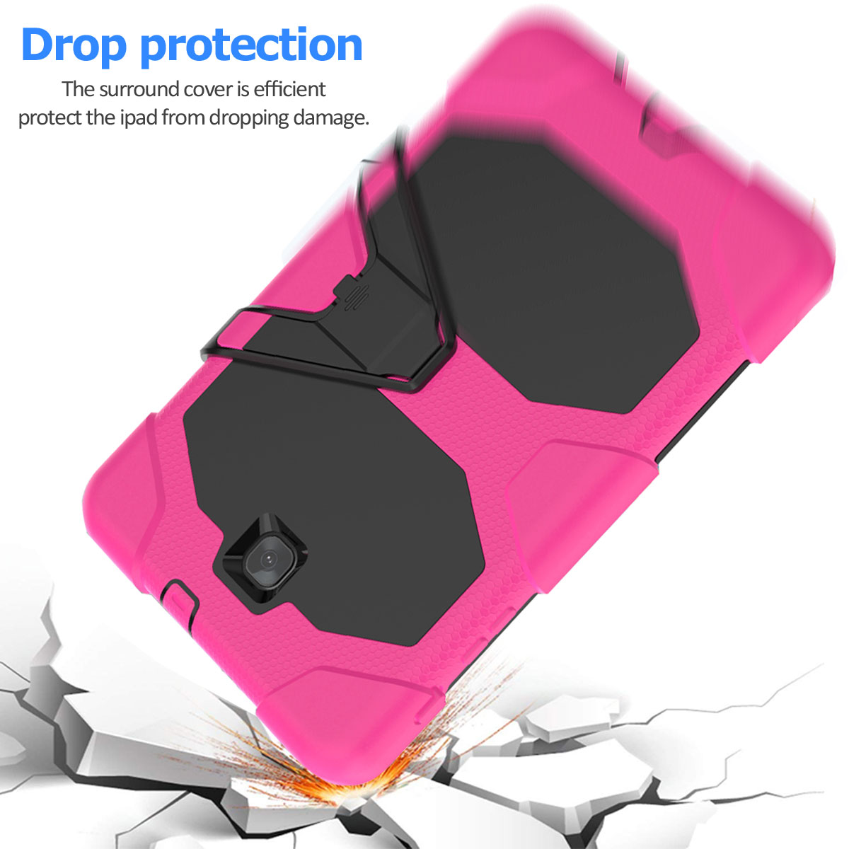 Rugged-Hard-Case-For-Samsung-Galaxy-Tab-A-8-0-2018-SM-T387-with-Screen-Protector thumbnail 19