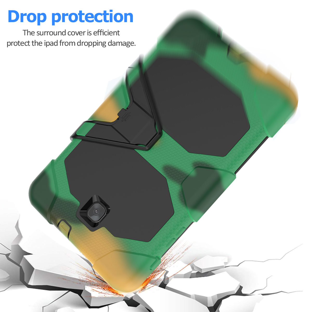 Rugged-Hard-Case-For-Samsung-Galaxy-Tab-A-8-0-2018-SM-T387-with-Screen-Protector thumbnail 26