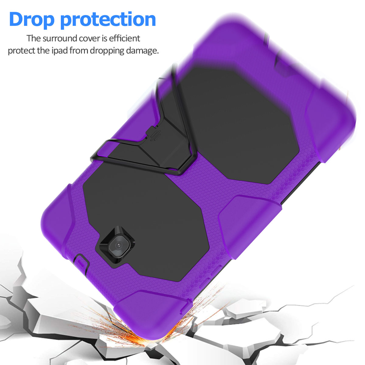 Rugged-Hard-Case-For-Samsung-Galaxy-Tab-A-8-0-2018-SM-T387-with-Screen-Protector thumbnail 33