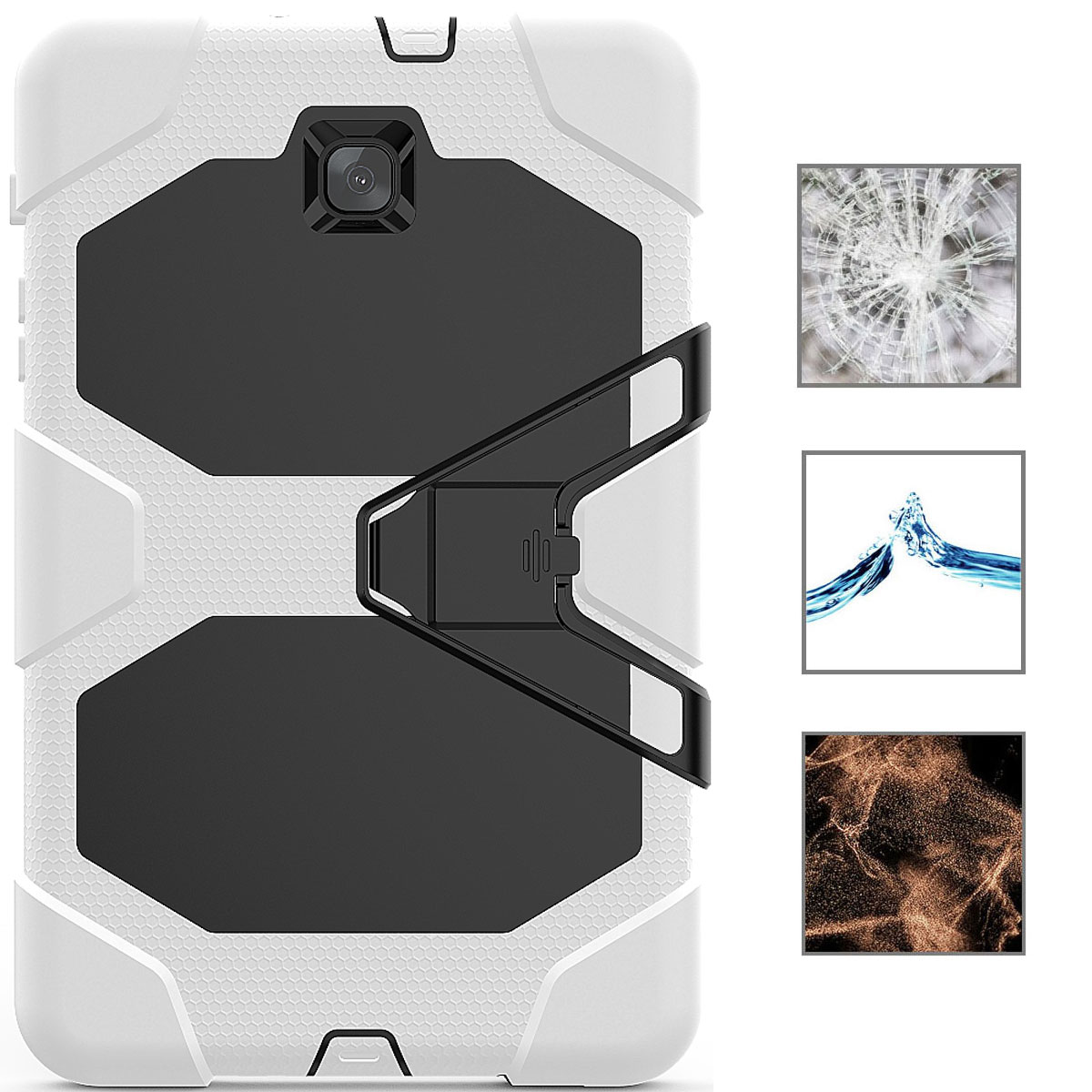 Rugged-Hard-Case-For-Samsung-Galaxy-Tab-A-8-0-2018-SM-T387-with-Screen-Protector thumbnail 38
