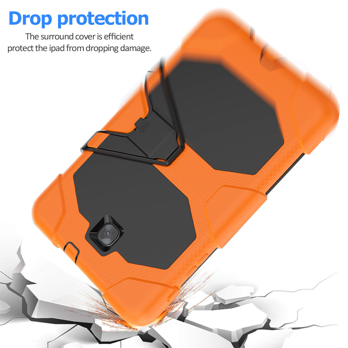 Rugged-Hard-Case-For-Samsung-Galaxy-Tab-A-8-0-2018-SM-T387-with-Screen-Protector thumbnail 47