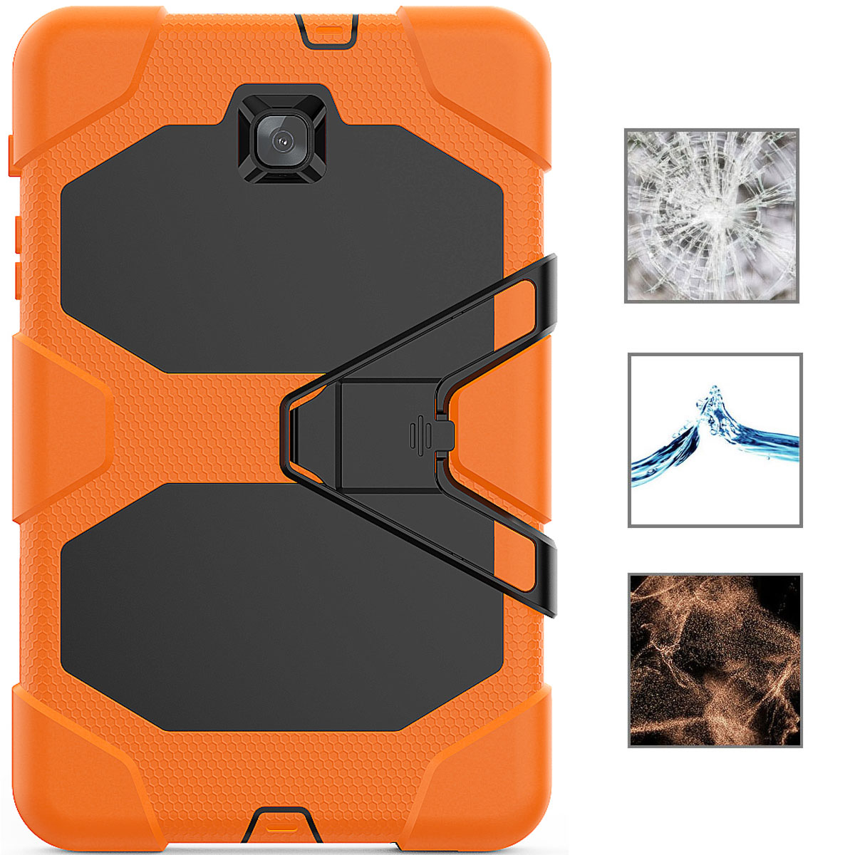 Rugged-Hard-Case-For-Samsung-Galaxy-Tab-A-8-0-2018-SM-T387-with-Screen-Protector thumbnail 45