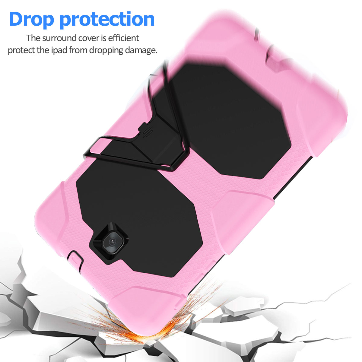 Rugged-Hard-Case-For-Samsung-Galaxy-Tab-A-8-0-2018-SM-T387-with-Screen-Protector thumbnail 54