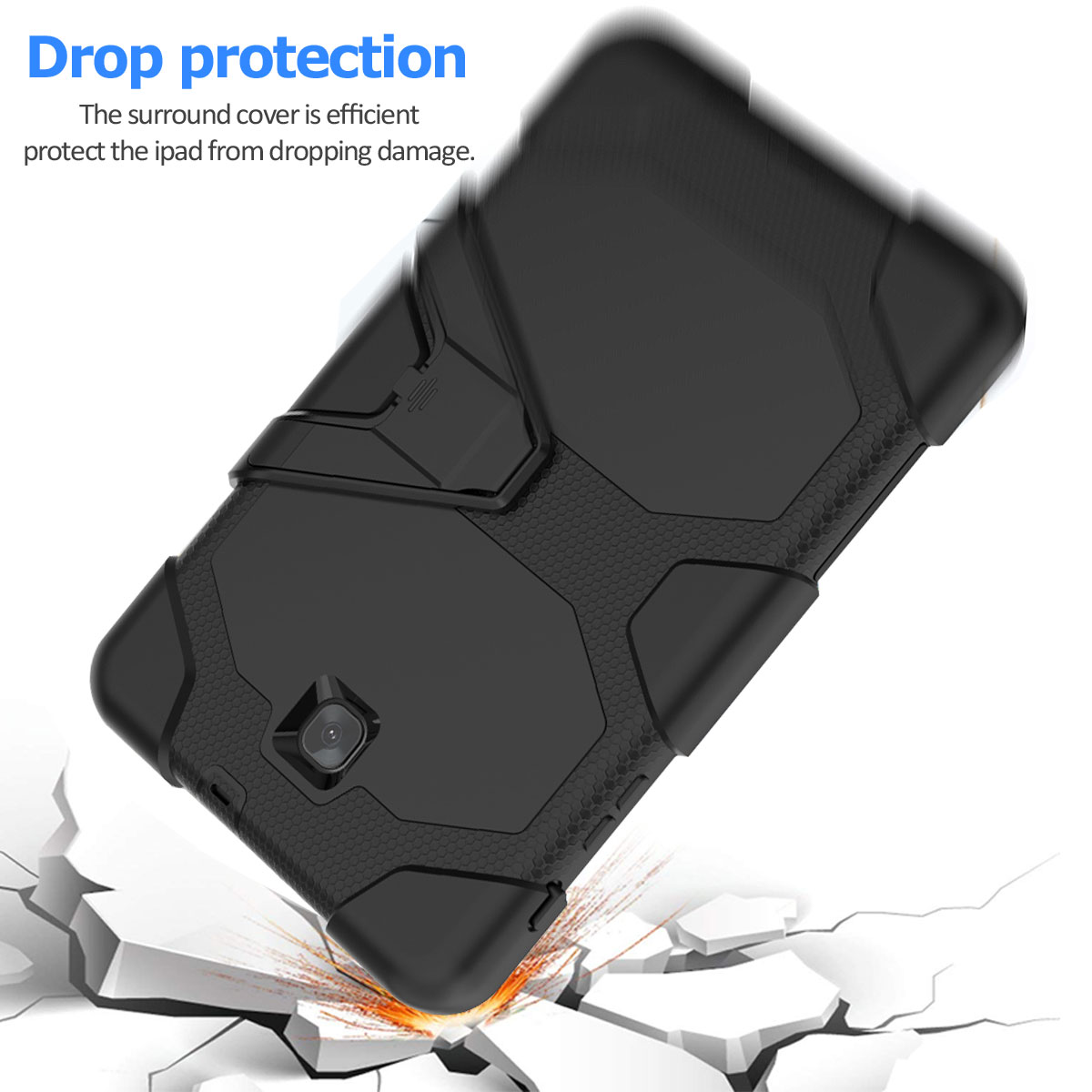 Rugged-Hard-Case-For-Samsung-Galaxy-Tab-A-8-0-2018-SM-T387-with-Screen-Protector thumbnail 61