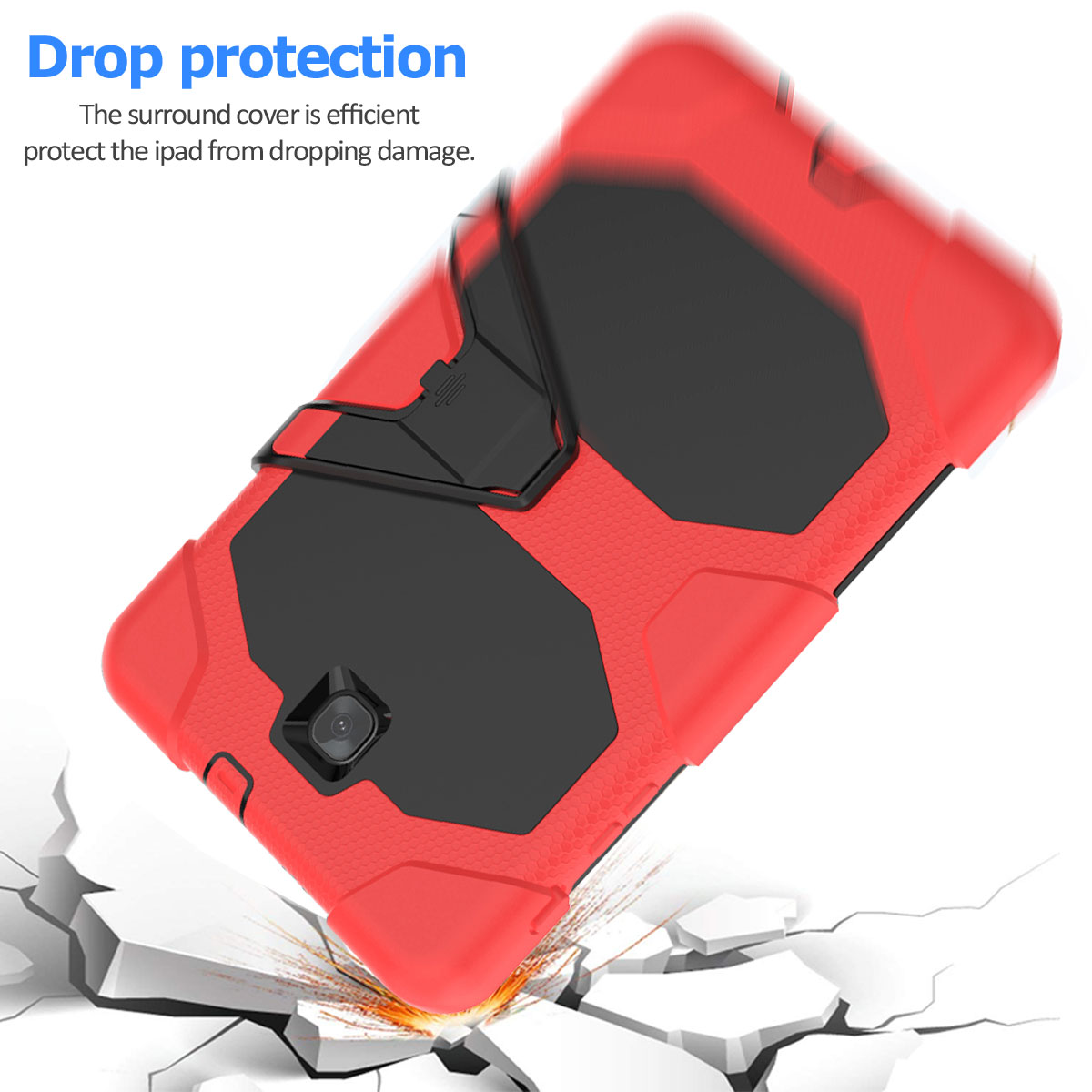 Rugged-Hard-Case-For-Samsung-Galaxy-Tab-A-8-0-2018-SM-T387-with-Screen-Protector thumbnail 68