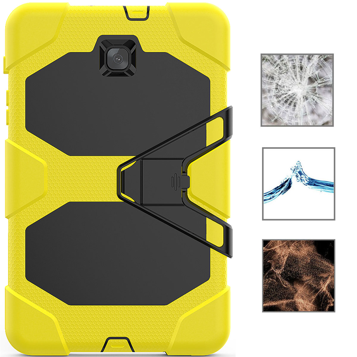 Rugged-Hard-Case-For-Samsung-Galaxy-Tab-A-8-0-2018-SM-T387-with-Screen-Protector thumbnail 73