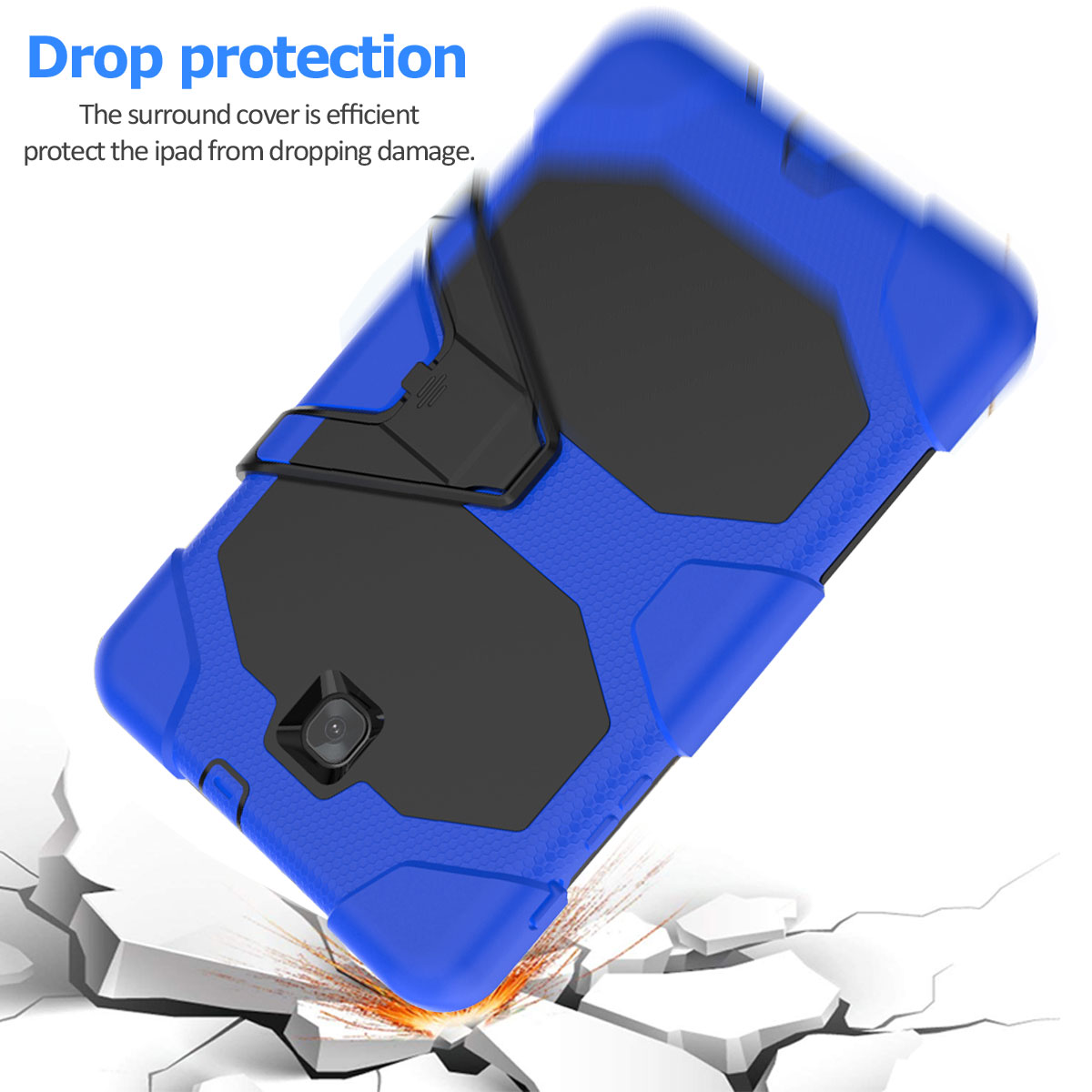 Rugged-Hard-Case-For-Samsung-Galaxy-Tab-A-8-0-2018-SM-T387-with-Screen-Protector thumbnail 82