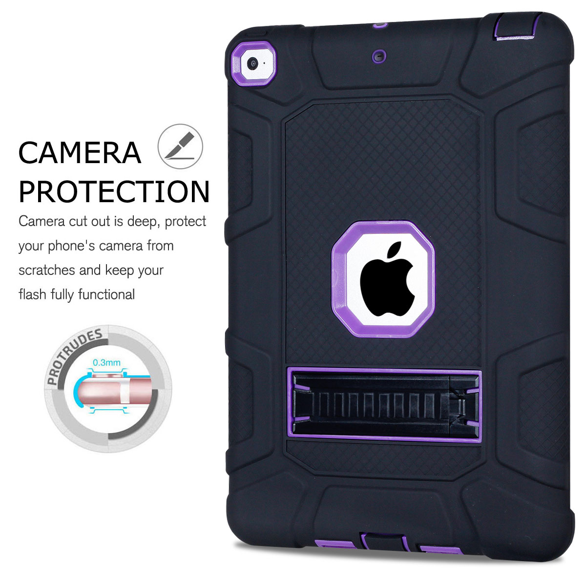 Heavy-Shockproof-Rubber-Stand-Case-Cover-For-Apple-iPad-234-5-Mini-Air-Pro-9-7-034 thumbnail 20
