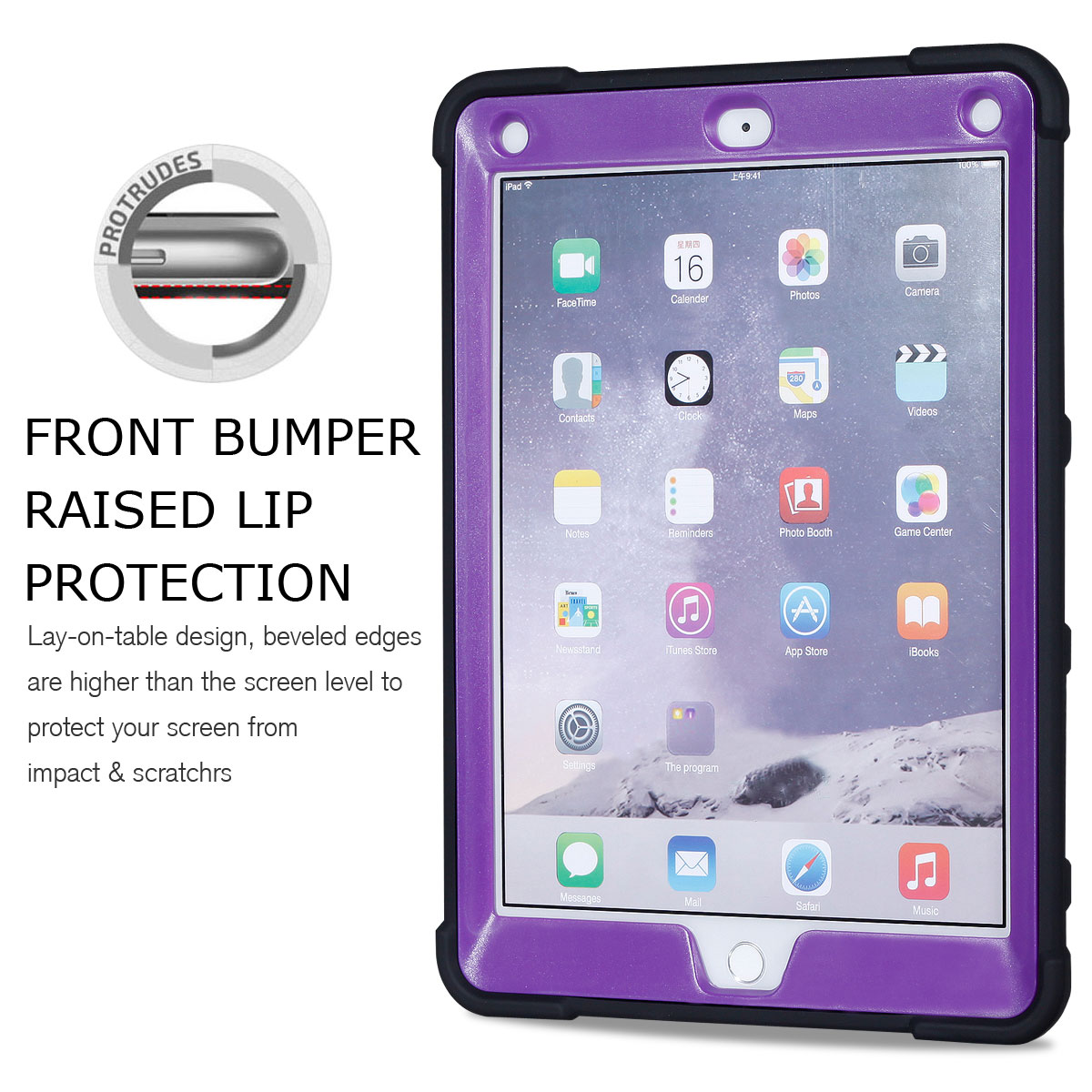 Heavy-Shockproof-Rubber-Stand-Case-Cover-For-Apple-iPad-234-5-Mini-Air-Pro-9-7-034 thumbnail 22