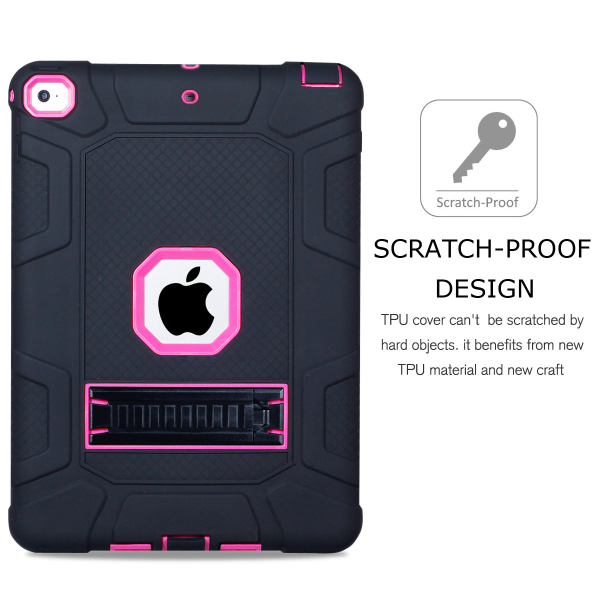 Heavy-Shockproof-Rubber-Stand-Case-Cover-For-Apple-iPad-234-5-Mini-Air-Pro-9-7-034 thumbnail 28