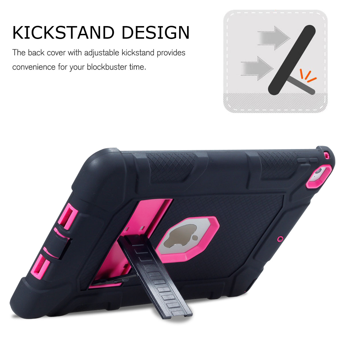 Heavy-Shockproof-Rubber-Stand-Case-Cover-For-Apple-iPad-234-5-Mini-Air-Pro-9-7-034 thumbnail 31