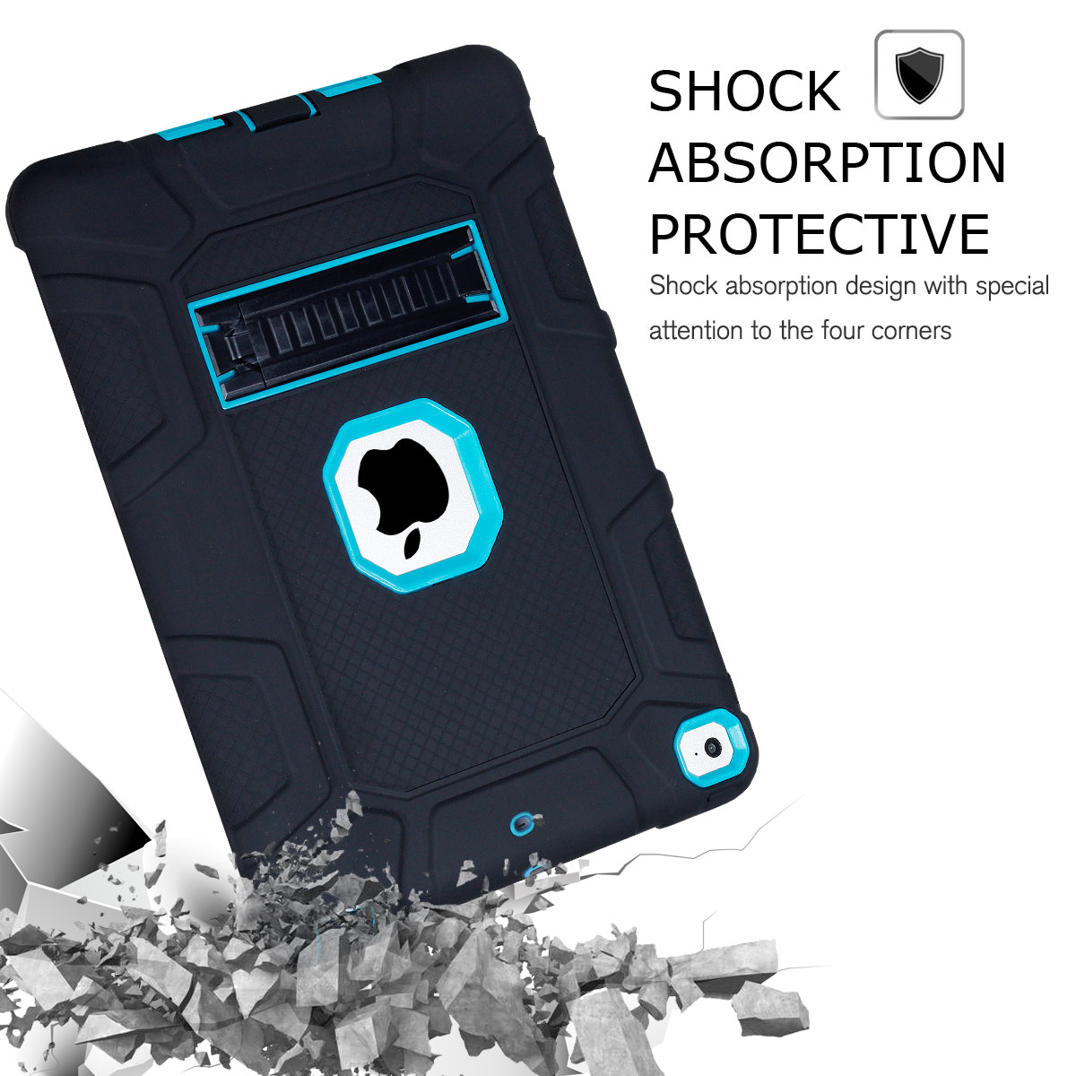Heavy-Shockproof-Rubber-Stand-Case-Cover-For-Apple-iPad-234-5-Mini-Air-Pro-9-7-034 thumbnail 39