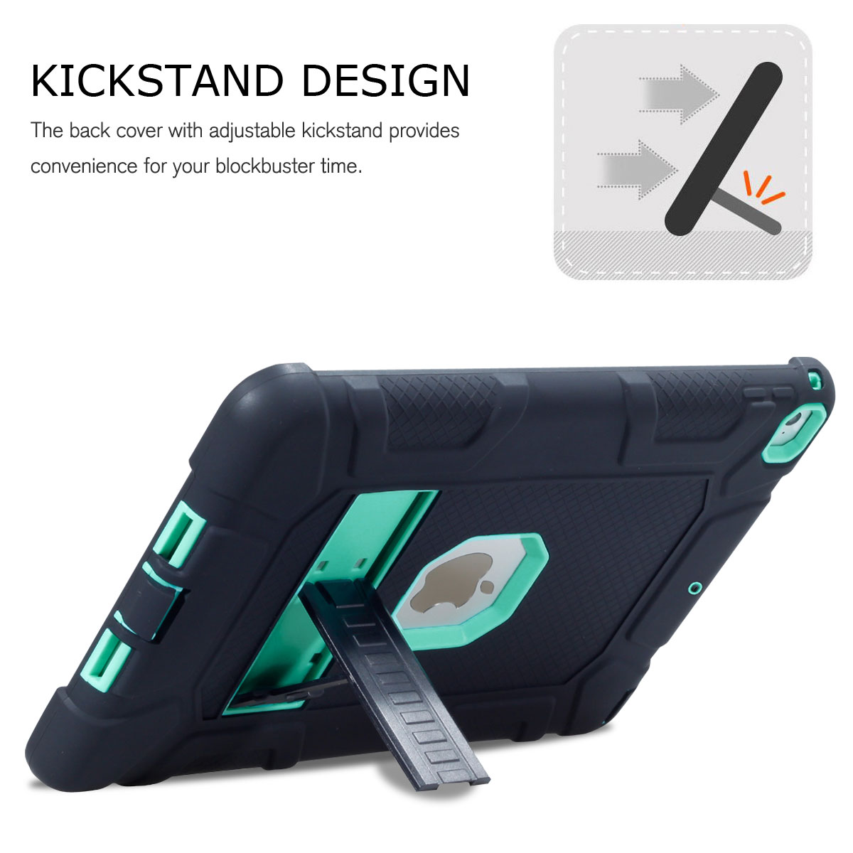 Heavy-Shockproof-Rubber-Stand-Case-Cover-For-Apple-iPad-234-5-Mini-Air-Pro-9-7-034 thumbnail 45