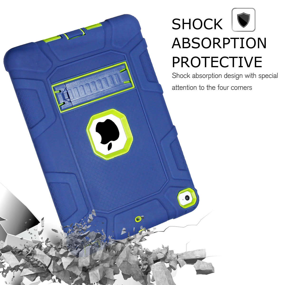 Heavy-Shockproof-Rubber-Stand-Case-Cover-For-Apple-iPad-234-5-Mini-Air-Pro-9-7-034 thumbnail 53