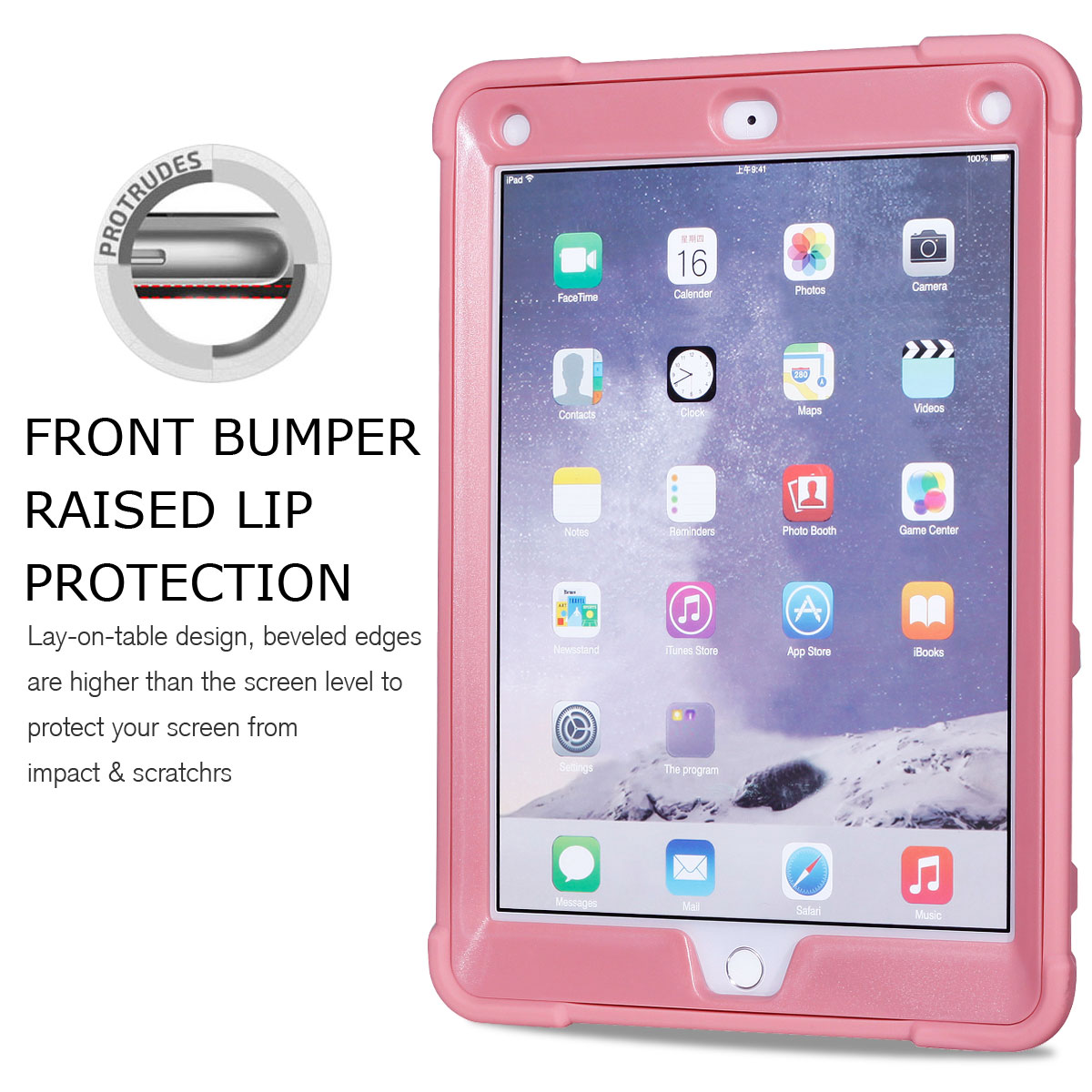 Heavy-Shockproof-Rubber-Stand-Case-Cover-For-Apple-iPad-234-5-Mini-Air-Pro-9-7-034 thumbnail 57