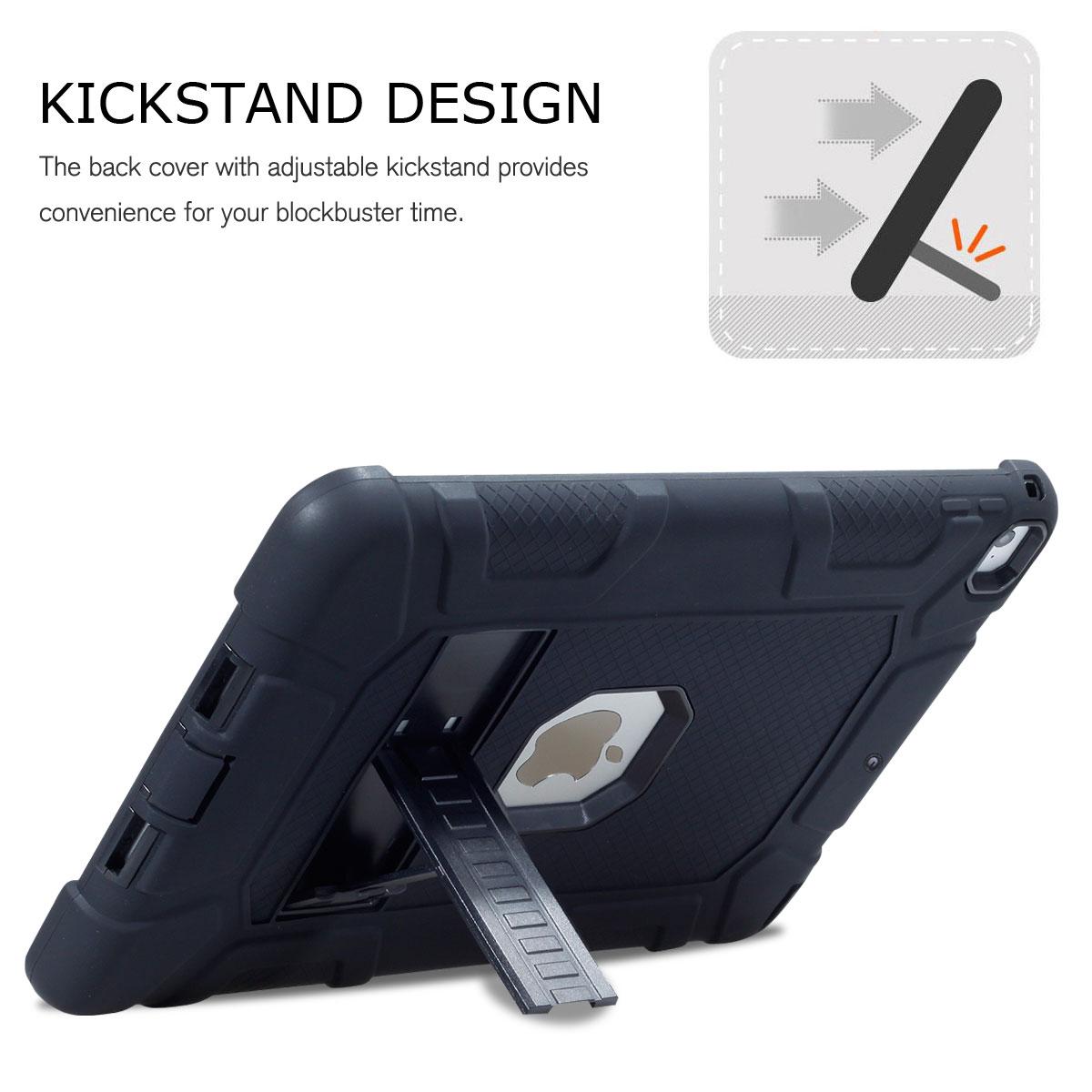 For-Apple-iPad-6th-Generation-9-7-034-2018-Shockproof-360-Full-Hybrid-Hard-Case thumbnail 18