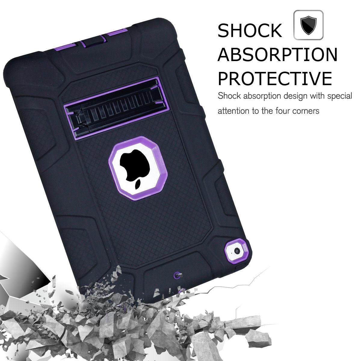 For-Apple-iPad-6th-Generation-9-7-034-2018-Shockproof-360-Full-Hybrid-Hard-Case thumbnail 26