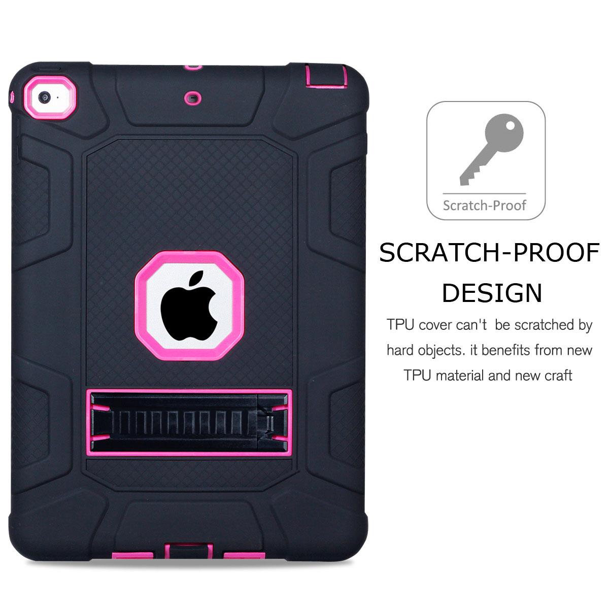 For-Apple-iPad-6th-Generation-9-7-034-2018-Shockproof-360-Full-Hybrid-Hard-Case thumbnail 29
