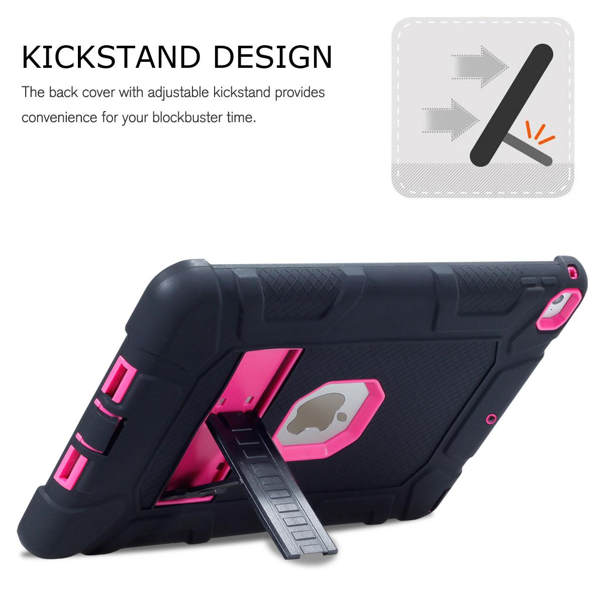 For-Apple-iPad-6th-Generation-9-7-034-2018-Shockproof-360-Full-Hybrid-Hard-Case thumbnail 32